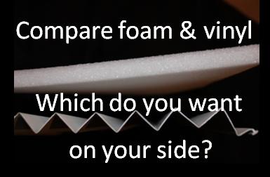 Foam vsVinyl Room Air Conditioners