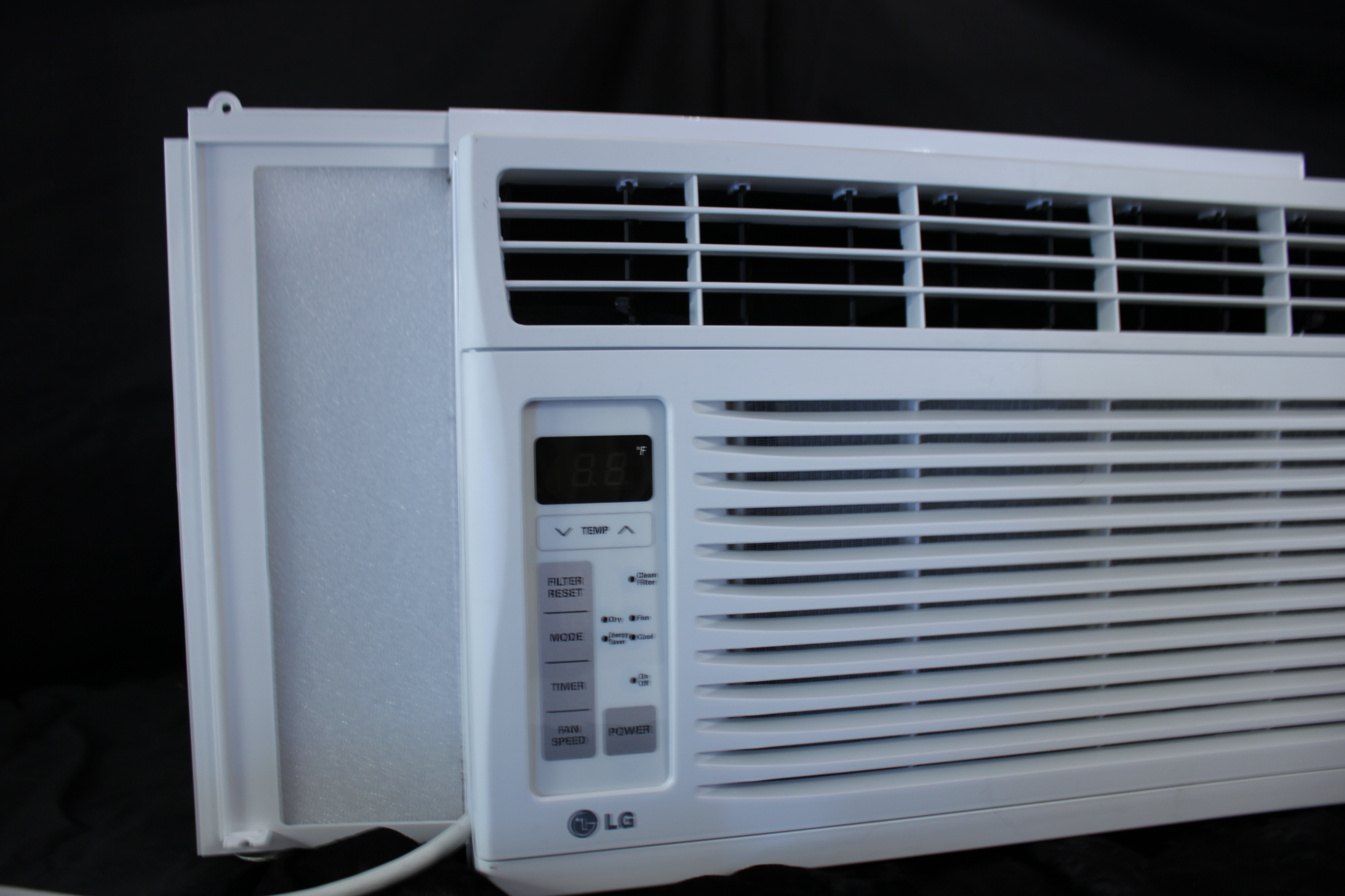 Room Air Conditioner Insulated Side Panel Nature S