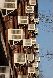 window air conditioners fall